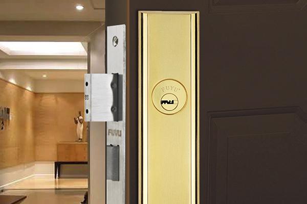 大门锁8119效果图
