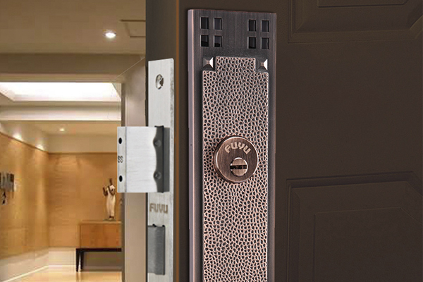 大门锁8130效果图