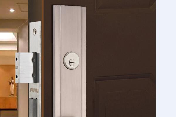 大门锁8132效果图