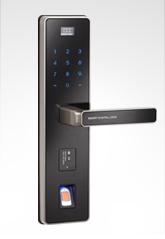 指纹密码门锁 6605