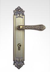 古典欧式面板执手锁 2603