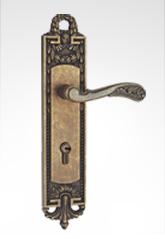 古典欧式面板执手锁 2632