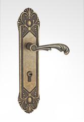 古典欧式面板执手锁 2653