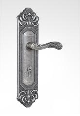 古典欧式面板执手锁 2656
