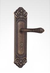 古典欧式面板执手锁 2659