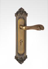 古典欧式面板执手锁 2686
