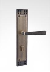 古典欧式面板执手锁 2690