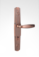 古典欧式面板执手锁 2691