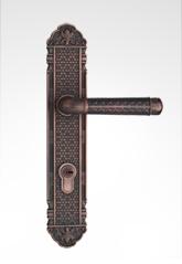 古典欧式面板执手锁 2698