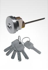 81系列插芯锁锁芯