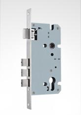 45-70*85mm孔距不锈钢插芯锁体