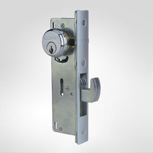 铝合金门插芯锁 5588A