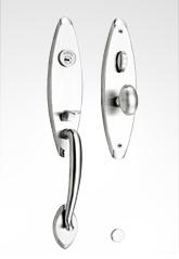欧标304不锈钢锁具 81ST01
