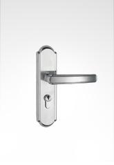 不锈钢面板执手房门锁 28ST06