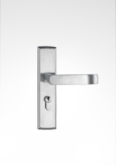 不锈钢面板执手房门锁 28ST07
