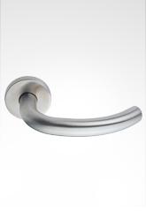 不锈钢弯管执手锁 2252