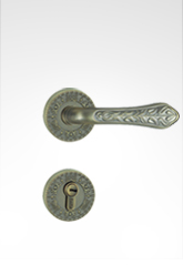 分体装饰盖插芯门锁 2225