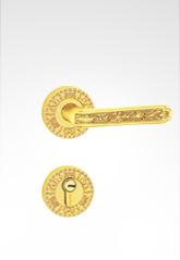 分体装饰盖插芯门锁 2226
