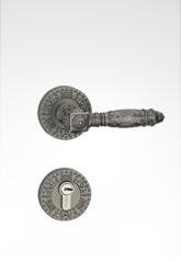 分体装饰盖插芯门锁 2229