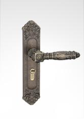 古典小面板执手锁 2902