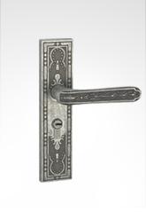 古典小面板执手锁 2906