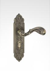 古典小面板执手锁 2908