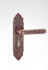古典小面板执手锁 2909