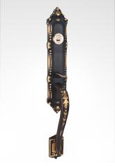欧标大拉手铜锁 81B08