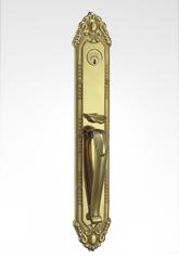 美标大拉手铜锁 82B07