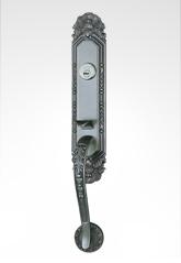 欧标大门锁8112