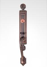 欧标大门锁生产厂家 8105