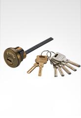 欧标插芯锁芯 81系列叶片弹珠匙 AB