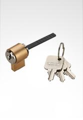 移门锁锁芯 55系列