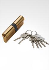防盗锁芯 角度珠匙89系列