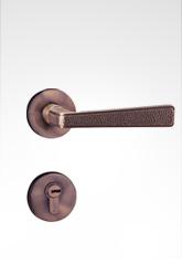 分体装饰盖插芯门锁 2239