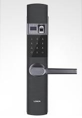 乐肯指纹锁6615