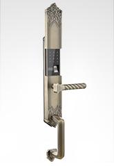 乐肯指纹锁6608-L